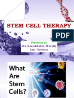 stem cell therapy pdf