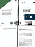 Gvirtz y Palamidessi-Cap 5 Ense+¦anza y Filosof+¡as de la ense+¦anza