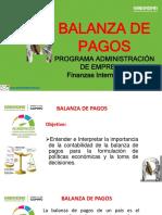 BALANZA de PAGOS Diapositivas Parcial