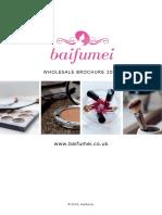 Baifumei catalog