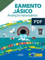 Saneamento Básico. Avanços Necessários (2019)