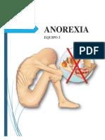 Proyecto Escrito de La Anorexia Equipo 3