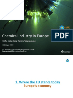 2019 07 10 Cefic Chemicals Trends Report Slides