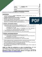 Examen del SAS de Medicina Interna 2013