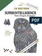 [2016] Superintelligence by Nick Bostrom |  Paths, Dangers, Strategies | Oxford University Press