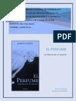 Análisis de Lectura El Perfume Final