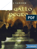 El Gallo Negro - c j Sansom