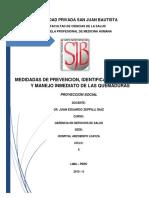 Proyeccion Social Cirugía