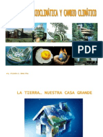 Arquitectura bioclimática y cambio climático