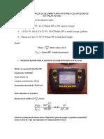 Valor de Referencia de Blowby Para Motores c18 Aplicados en Palas Rh40e