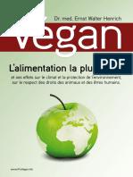 Broschuere Vegan Fr