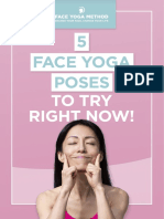 FYM 5 Face Yoga Poses