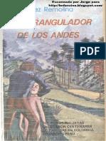 El Estrangulador de Los Andes Jairo Gómez Remolina (1981)