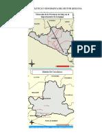 Ubicación Política y Geografica Del Sector d