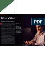 Life is Virtual!