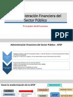 Administraci n Financiera Del Sector Publico