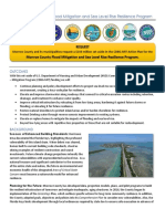 Monroe Countywide Flood Mitigation and Sea Level Rise Resiliency Program