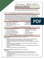 New Resume Cover Letter