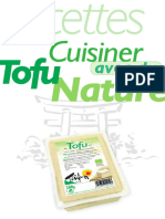 Cusiner Avec Du Tofu Nature Hc