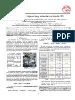 Informe de Analisis Químico - 4