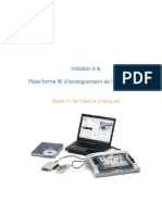 TP Acquisition Donnees Et Validation Circuits Electroniques Exercices