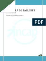 Cartilla de Talleres 2014[1]