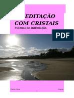 Meditação Com Cristais - Claudia Casao 2018 Corregido