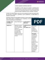 Ficha de Material Didáctico Poesía