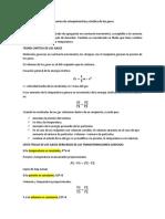 Resumen de Estequiometría y Cinética de Los Gases