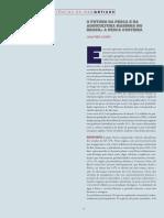 Artigo - O Futuro Da Pesca e Da Aquicultura Marinha No Brasil
