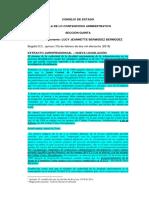 Ejemplo 2 Sentencia de Nulidad y Restablecimiento Del Derecho Junta Central Del Contador -2
