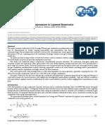 Gas-Condensate Pseudopressure in Layered