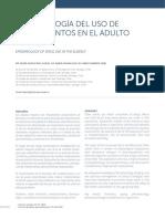 Epidemiología Del Uso de Medicamentos en El Adulto Mayor(1)