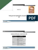 Visao Geral de Implantacoes Avancadas Do AD DS