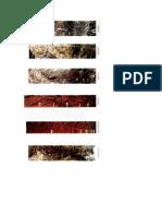 Perfil Del Suelo de Los Tipos de Suelo en Guanajuto