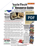 TeslaTech Resource Guide Catalog