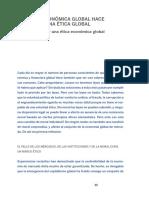 Küng, H (2008) La crisis económica global hace necesaria una ética-global