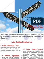 Statutory Benefits for Workers in Industry Autosaved