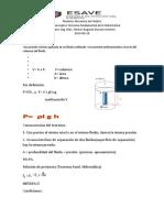 conceptos mecanica de fluidos