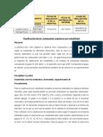 Grupo 1. - Clasificación de Los Compuestos Orgánicos Por Solubilidad (1)