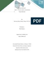 Unidad 1 – Vectores, matrices y determinantes