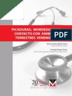 Picaduras, Mordeduras y Contacto Con Animales Terrestres Venenosos