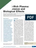 Rich Plasma