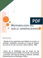 1 SEMANA 1 Microbiología Del Suelo Generalidades Clase 1.Pptx