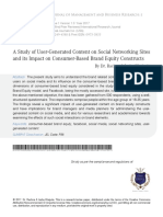 1-A-Study-of-User-Generated on social networkking sites and its impact on Consumer- based brand Equity Construc.pdf