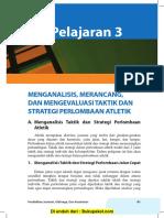 Pelajaran 3 Menganalisis, Merancang, dan Mengevaluasi Taktik dan Strategi Perlombaan Atletik.pdf