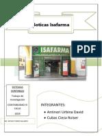 Boticas Isafarma