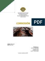 TRABAJO DE  MATERIALES II CORROSIÒN.docx