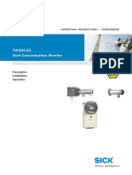 Operating Instructions FW300 Ex en IM0011265