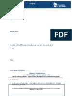MIV - U2 - Actividad 2. Energías Cinética, Potencial y Ley de La Conservación de La Energía.